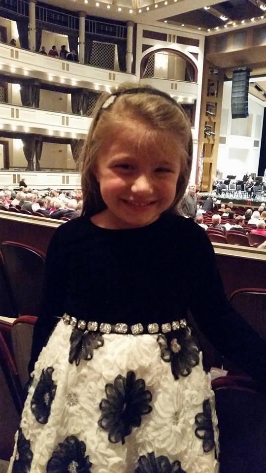 Paige's 1st symphony