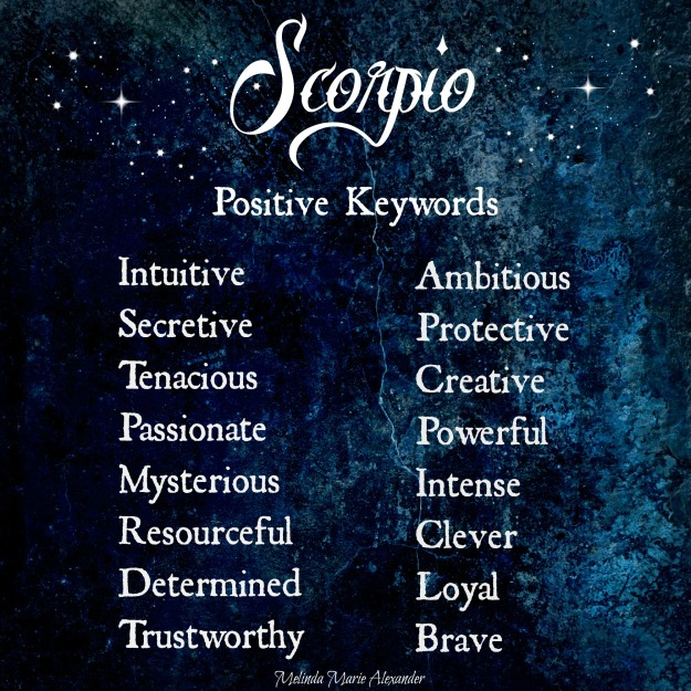 scorpio-positive-keywords-withtextandstars