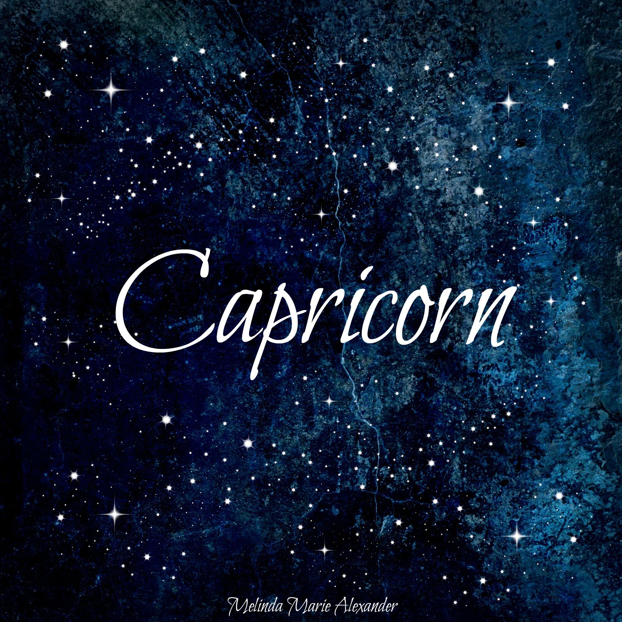 Tumblr Zodiac Capricorn